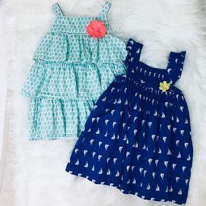 Carter's Dress Bundle